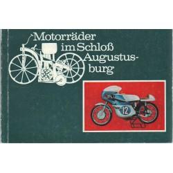 Motorräder im Schloß Augustusburg