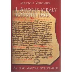 I. András király korabeli imák