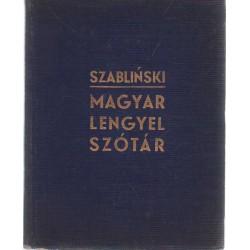 Magyar-lengyel szótár (1941)