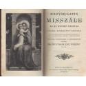 Magyar-latin misszále az év minden napjára a római misekönyv szerint