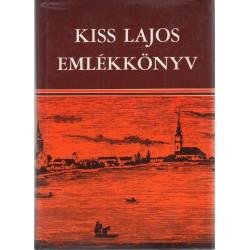 Kiss Lajos emlékkönyv