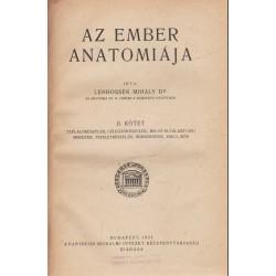 Az ember anatomiája II. kötet (1923)