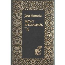 Pajzán epigrammák - Epigrammata Lasciva