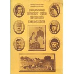 A hódmezővásárhelyi Tárkány Szücs-nemzetség monográfiája