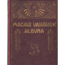 Magyar vasutasok albuma (1927)