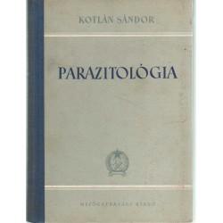 Parazitológia (1953)