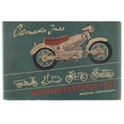 Motorkerékpárok 1957