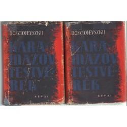 Karamazov testvérek I-II.