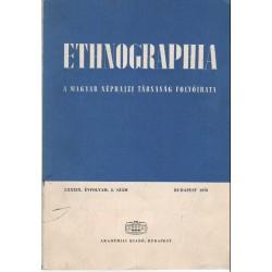 Ethnographia 1978. (hiányos)