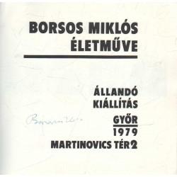 Borsos Miklós életműve (aláírt)