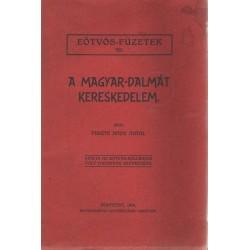 A magyar-dalmát kerekedelem