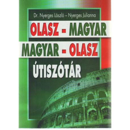 Olasz-magyar magyar-olasz útiszótár
