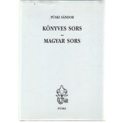 Könyves sors - Magyar sors (dedikált!)