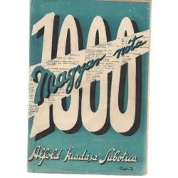 1000 magyar nóta