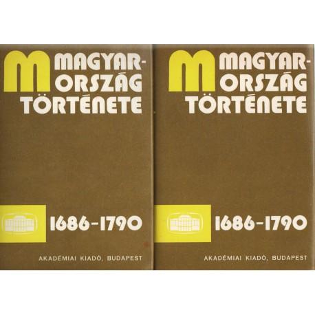 Magyarország története 1686-1790 I-II