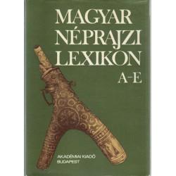Magyar néprajzi lexikon 1-5. teljes