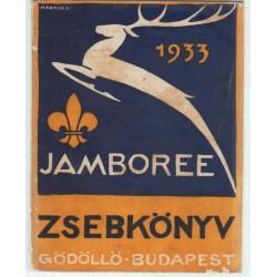 Jamboree Zsebkönyv Gödöllő-Budapest