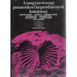 A magyarországi pannonkori képződmények kutatásai