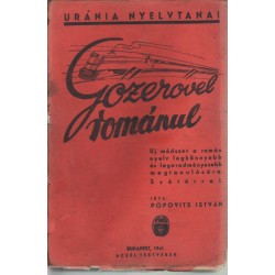 Gőzerővel románul