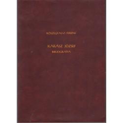 Kárász József bibliográfia