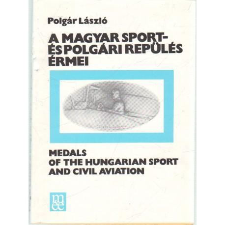 A magyar sport- és polgári repülés érmei