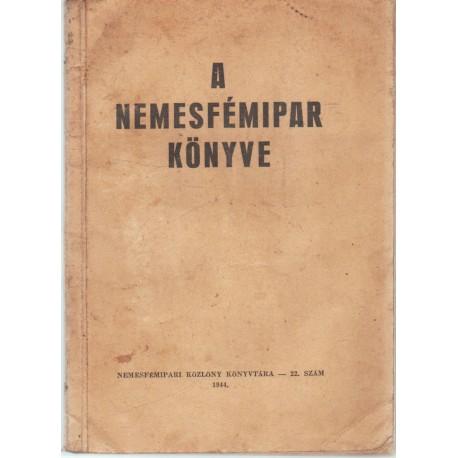 A nemesfémipar könyve