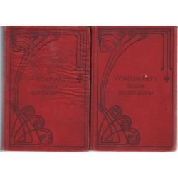 Vörösmarty összes költői művei I-II.
