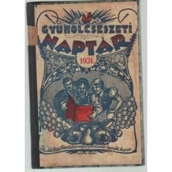 Gyümölcsészeti naptár az 1930. évre