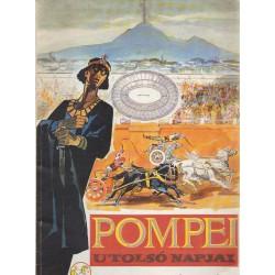 Pompei utolsó napjai