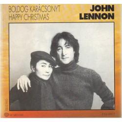 Boldog karácsonyt Happy christmas John Leonon