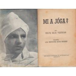 Mi a jóga? (1943)