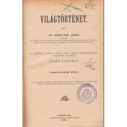 Világtörténet - XVIII. kötet (1897)