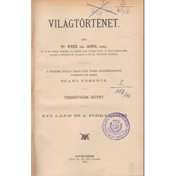 Világtörténet - XV. kötet (1898)