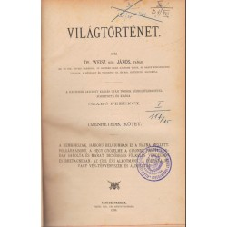 Világtörténet - XVII. kötet (1896)