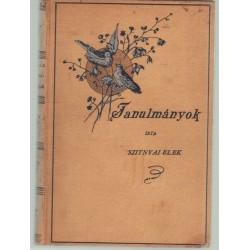 Tanulmányok (1893)