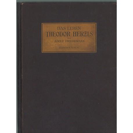 Das Leben Theodor Herzls