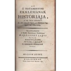 Az Ótestamentumi ekklésiának históriája