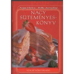 Nagy süteményeskönyv