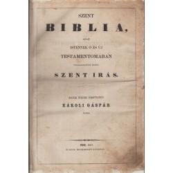 Szent Biblia 1857
