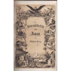 Reise um die Erde nach Japan