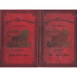 Illuftrirte Naturgelchichte der Thiere (2 kötet)