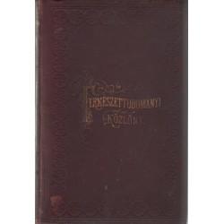 Természettudományi közlöny 1862 3/I-II. rész