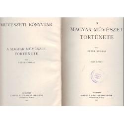 A magyar művészet története (I-II.)