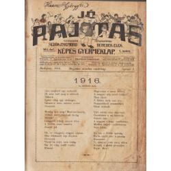 Jó Pajtás 1916/1 jan.-jun. fél évfolyam