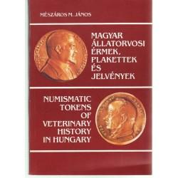 Magyar állatorvosi érmék,plakettek és jelvények