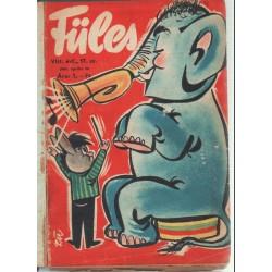 Füles (1964) VII. évfoly. 17-51. számig