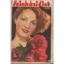 Színázi Élet 1937/34