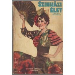 Színázi Élet 1937/41