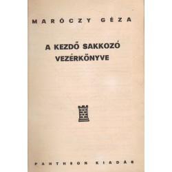 A kezdő sakkozó vezérkönyve