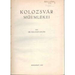 Kolozsvár műemlékei